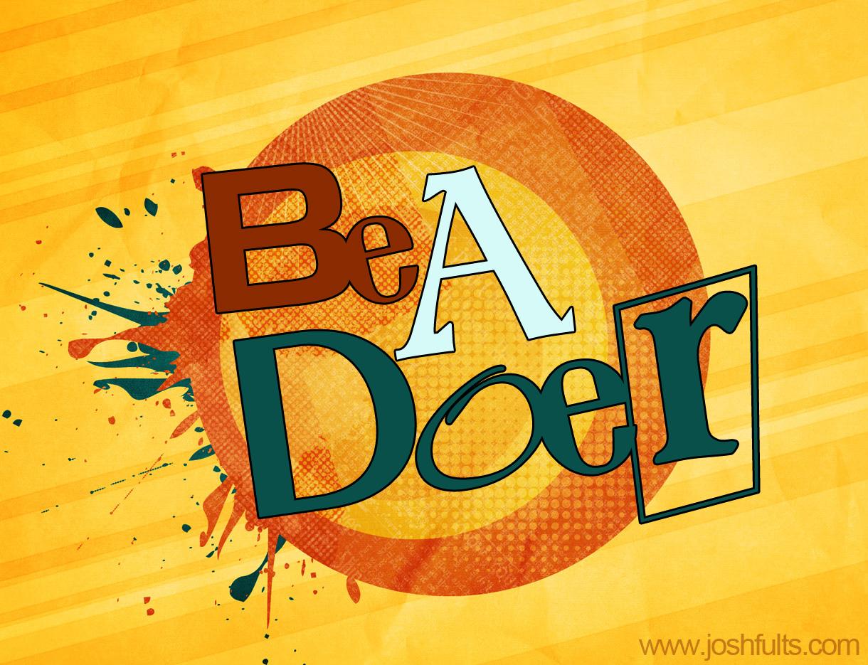 be-a-doer
